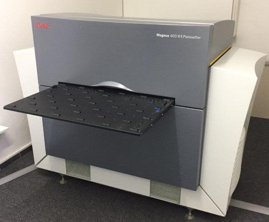 CTP Kodak Magnus 400 III