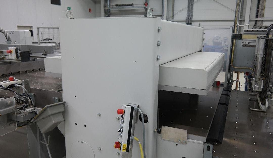 Polar Pressing-Station PST-7S