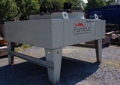 Machine: Rückkühler Technotrans GAV N10-2X1D