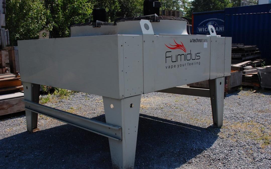Rückkühler Technotrans GAV N10-2X1D