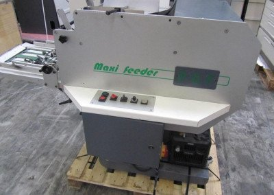 Machine: PGF Maxifeeder