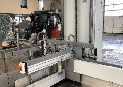 Machine: Polar Transomat-unloader EL 160-6