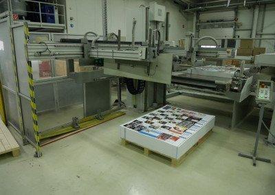 Machine: Polar Transomat-belader 3BL 160-7S