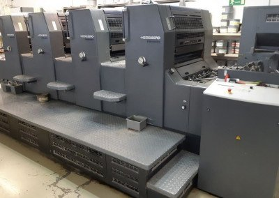 Machine: Heidelberg Printmaster 74 4 -straight-