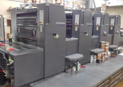 Machine: Heidelberg Printmaster 74 4 -straight-