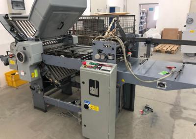 Machine: Stahl T 52 3T/4-F