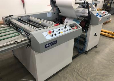 Machine: Komfi Sagitta 76 Thermal Laminierer
