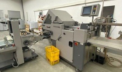 Machine: Horizon Crossfolder AFC 546 AKT