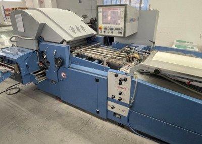 Machine: Falzmaschine MBO K800.2 4KTZ