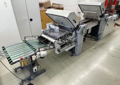 Machine: Heidelberg Stahlfolder TI52/4-4-KBK-Fi52.1