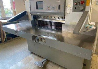 Machine: Polar 92 E