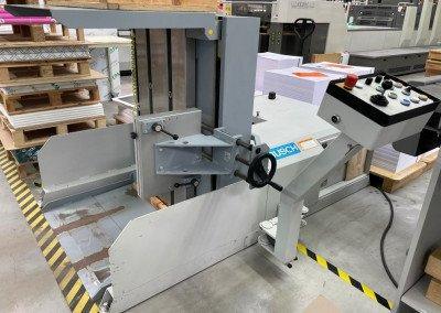 Machine: Stapelwender Busch SWH 90 RLA